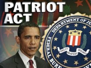 Le président Obama est critiqué dans sa gestion du Patriot Act © DR© DR