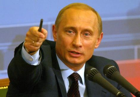 Vladimir Poutine apparait plus habile pour régler la crise syrienne que son homologue Barack Obama aux yeux de la population américaines©DR