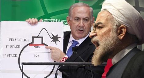 La pression constante qu'a exercée Benyamin Netanyahou envers les occidentaux est un échec. ©DR