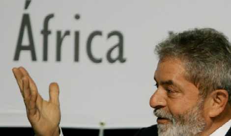 Sous les deux mandats du président Lula; les relations avec le continent africain seront florissantes ©DR