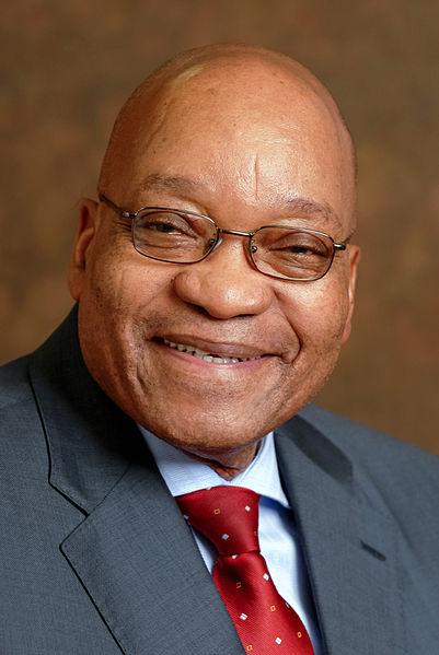 Jacob Zuma n'a pas réussi à relancer l'économie de son pays. Sera t-il réélu ? © DR