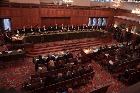 La Cour internationale de justice a donné partiellement raison à la demande du Pérou ©DR