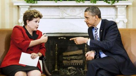 L'Affaire Snowden a envenimé les relations entre le Brésil et les Etats-Unis. ©DR