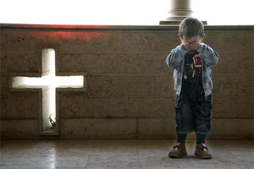 Les chrétiens de Syrie sont des cibles à la fois du régime et des rebelles.©DR