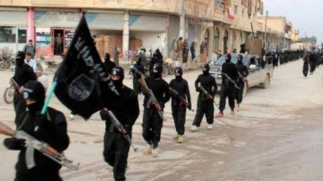 Depuis le mois de septembre 2014, les troupes de l'Etat Islamique menacent la ville de Bagdad en Irak. ©DR
