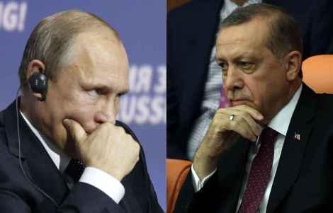 Les relations entre la Turquie et la Russie n'en finissent plus de se détériorer depuis l'intervention militaire Russe en Syrie.
